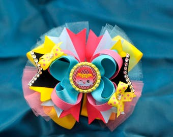 Shopkins Handbag Harriet Bottlecap Bow