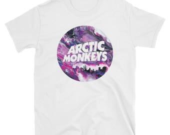 Arctic Monkeys - Marble T-Shirt