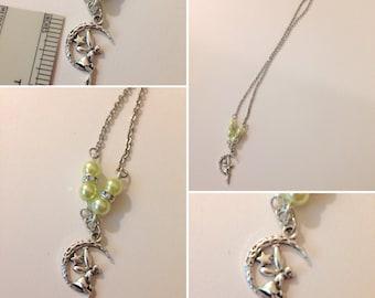 Handmade Faerie Necklace