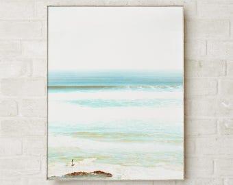 Ocean Wave Art Prints Beach Wall Decor Ocean Print Canvas Print Ocean Waves Surf Art Surf Decor Beach Decor Ocean Art Ocean Decor