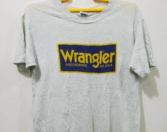 Rare vintage wrangler t-shirt M size