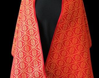 Hand woven Lombok Songket // wall hanging // Table runner // Bed runner // Scarf - 196 cm long X 56 cm