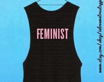 Feminist Muscle Tank