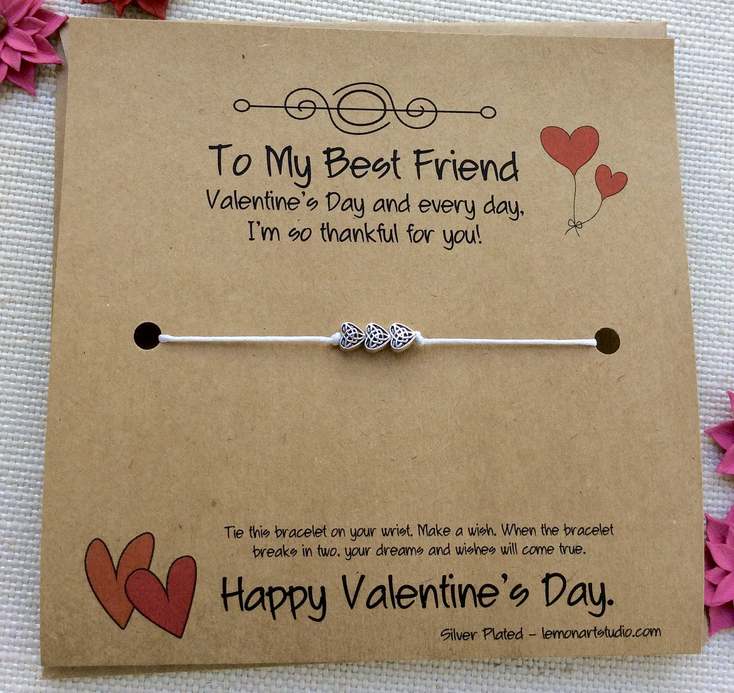 Galentines day card – Valentine Card for Best Friend