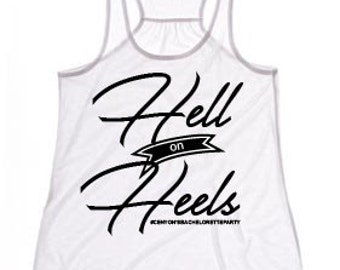 Hell on Heels Tank