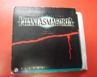 Phantasmagoria by Sierra Vintage PC Game Software CD Rom