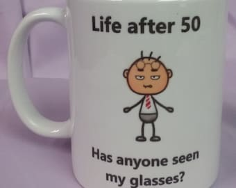 Life after 50/Glasses