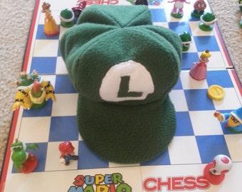 Super Luigi Bros Hat