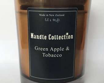 MANDLE Collection | Green Apple and Tobacco