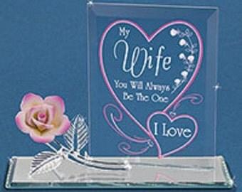 "Glass Baron Wife ""One I Love"""