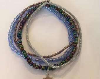 Star stacking bracelets