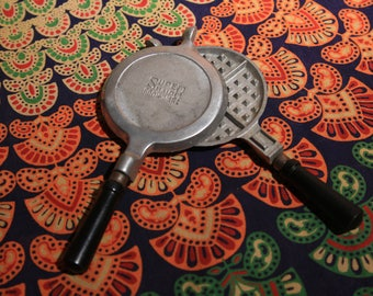 Vintage Supermaid Cookware Toy Waffle Iron