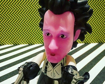 Edward Scissorhands Johnny Depp Action Figure