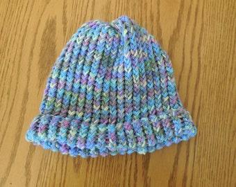 Monet Hand Knit Hat