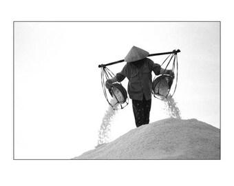 Salt Flat 2 - Vietnam