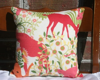 10x10 Spring Green Pillow