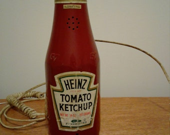 Ketchup Bottle Phone