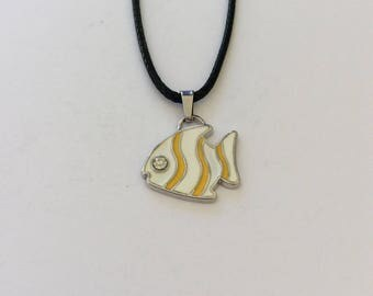 Fish necklace / fish jewellery / animal necklace / animal jewellery / animal lover gift