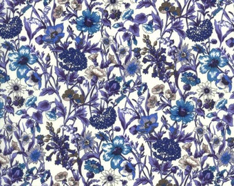 Liberty Art Floral Fabric - 3 yards