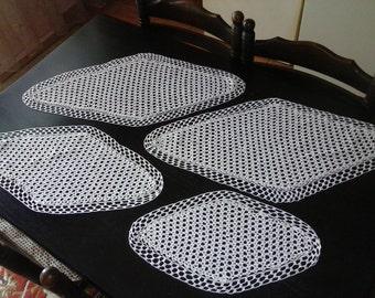 Vintage Handmade Needlework Pad