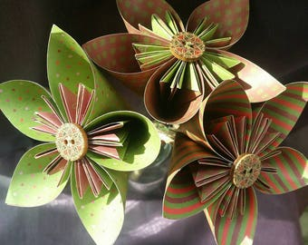 Kusudama Flower Stems