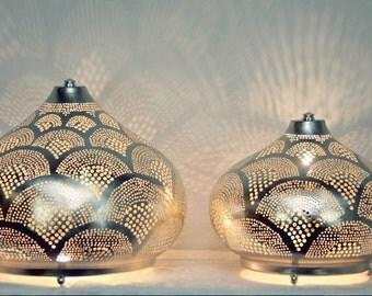 Shadow Lamps custom make your own arabic lamp/ shadow lamp/ brass lamp/