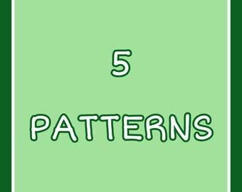 PDF - 5 PATTERNS
