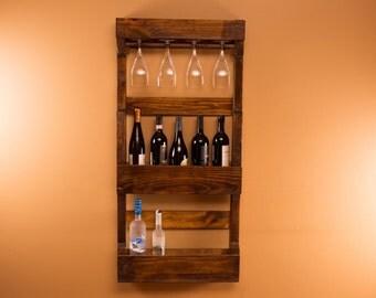 10 bottle Eco Wine Rack