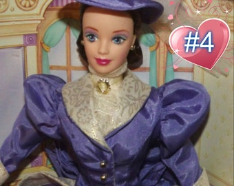 Clearence Item   Avon Barbie Collector Edition Mrs. PFE Albee 1st in series #1825