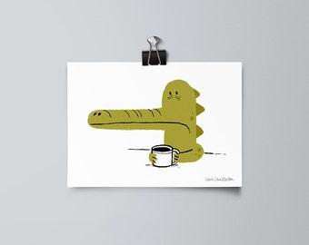 Crocodile Coffee