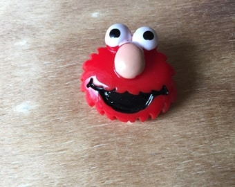 Elmo Badge/Brooch