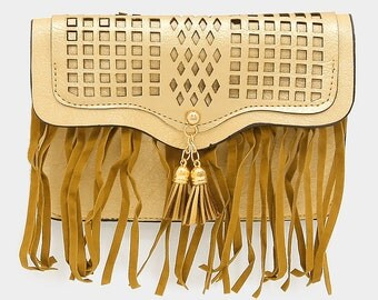 "The ""Freya"" Fringe Purse"