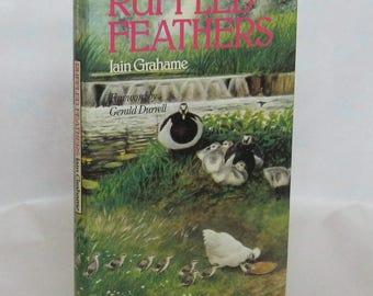 Ruffled Feathers Iain Grahame. Signed. 1st edition.