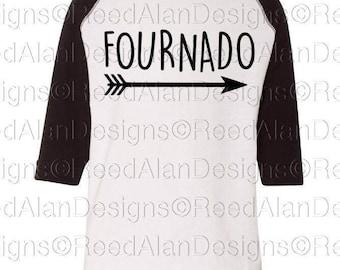 Fast and Free shipping 24-72 hours FOURNADO toddler raglan shirt