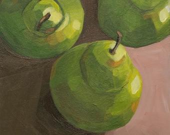 Three pears op. 1