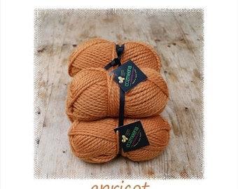 Cozmeena Shawl Kit ~ Apricot