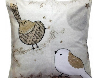 Cushion Jolis birds