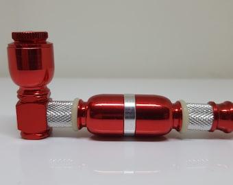 Large metal pipe
