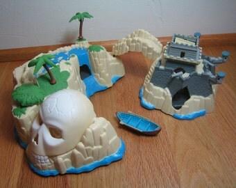 Micro Machines Lost Treasure Lagoon