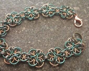 Acute Mandala Bracelet