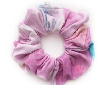 Pretty in Pink Scrunchie