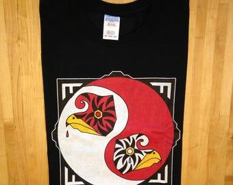 Yin/Yang birds