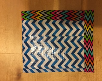 Chevron Stripes wallet