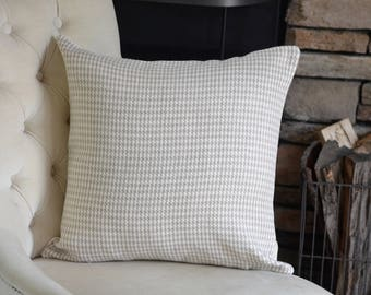 Cotton Decorative Throw Pillow Cover