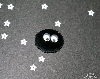 Studio Ghibli - Soot Sprite pin badge