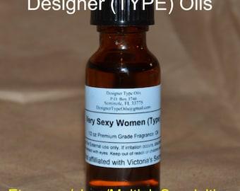 Designer (TYPE) Fragrance Oil - Premium Grade