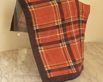 vintage Basler silk scarf