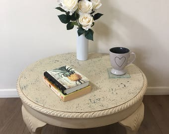 Country Chic Occasional Coffee Side End Table