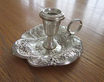 Gorham Sterling Silver Candlestick Candleholder #324