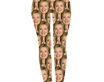 iTrendy Hillary Clinton Leggings
